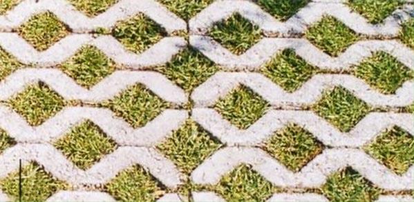 Blokret pavimentos intertrabados y reticulados danilo for Adoquin para estacionamiento
